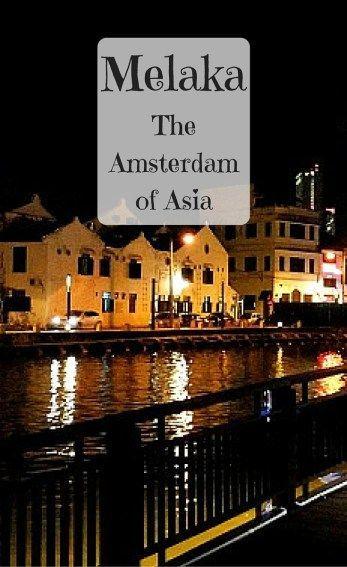 Things to do in Melaka, Malaysia - the Amsterdam of Asia - Drifter Planet (#Melaka / #Malacca / #Malaysia)