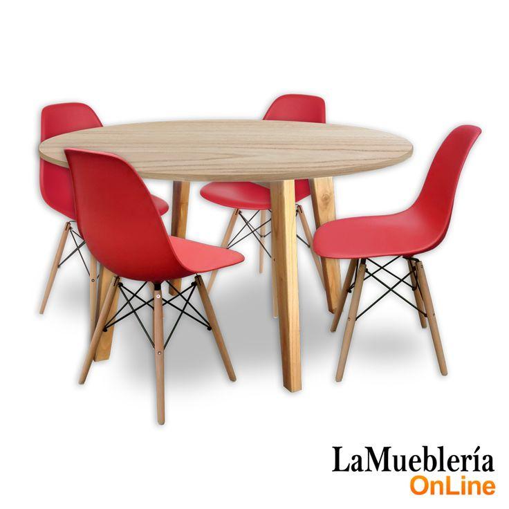 M s de 20 ideas incre bles sobre mesa de comedor redonda for Mesas redondas pequenas
