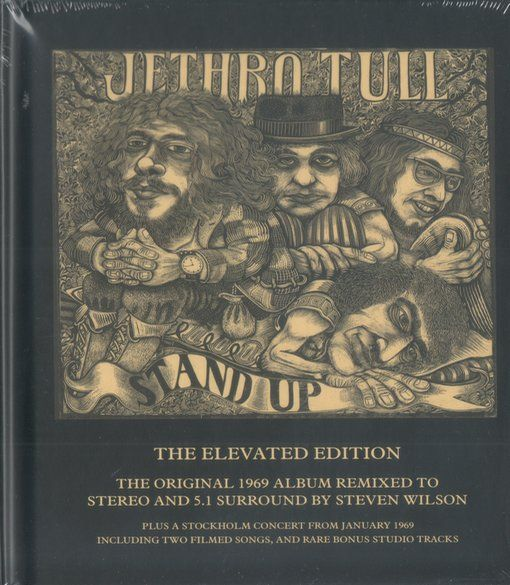 20 best album cover images on pinterest album covers clutch bags jethro tull stand up the elevated edition 1969 remastered 2016 2cd malvernweather Choice Image