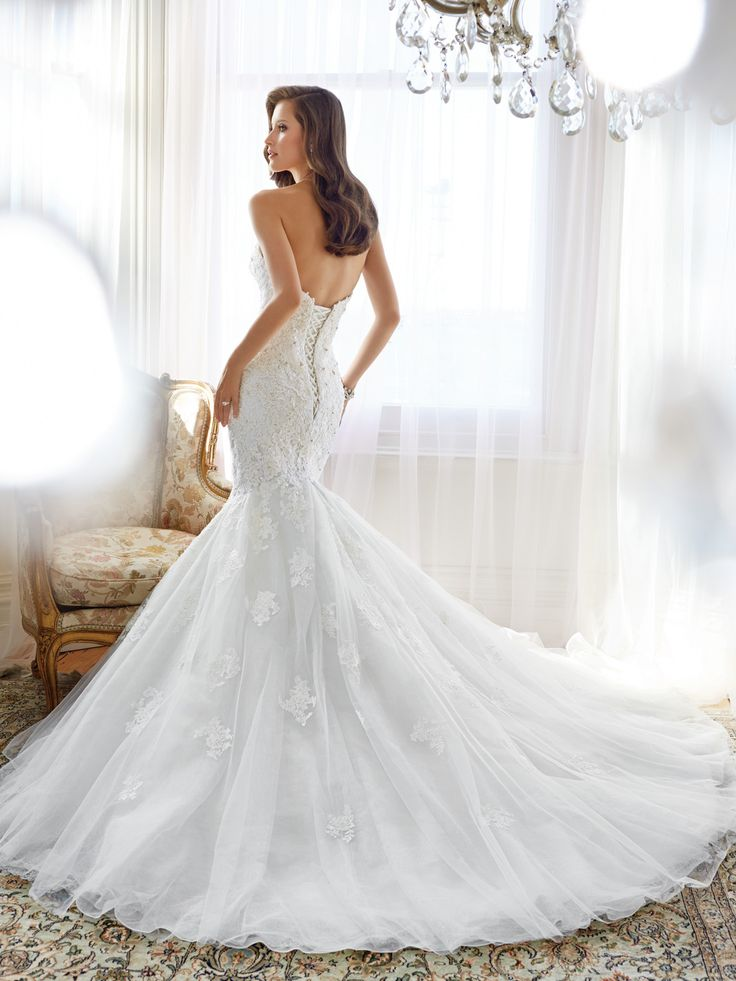 Trendy  best Wedding Dresses images on Pinterest Wedding dressses Brides and Marriage
