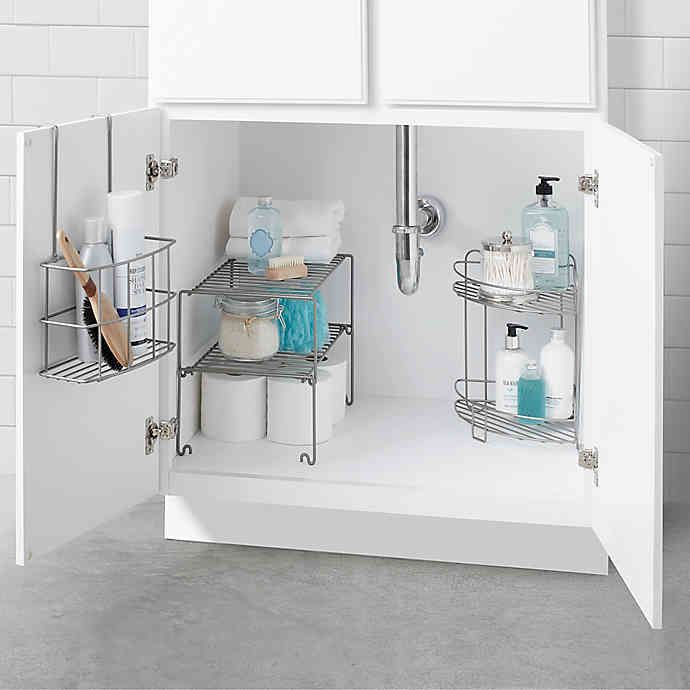 Salt 4 Piece Bathroom Cabinet Organization In A Box Bed Bath