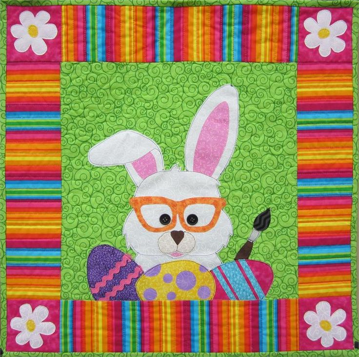 Quilt Patterns For Easter Cafca Info For