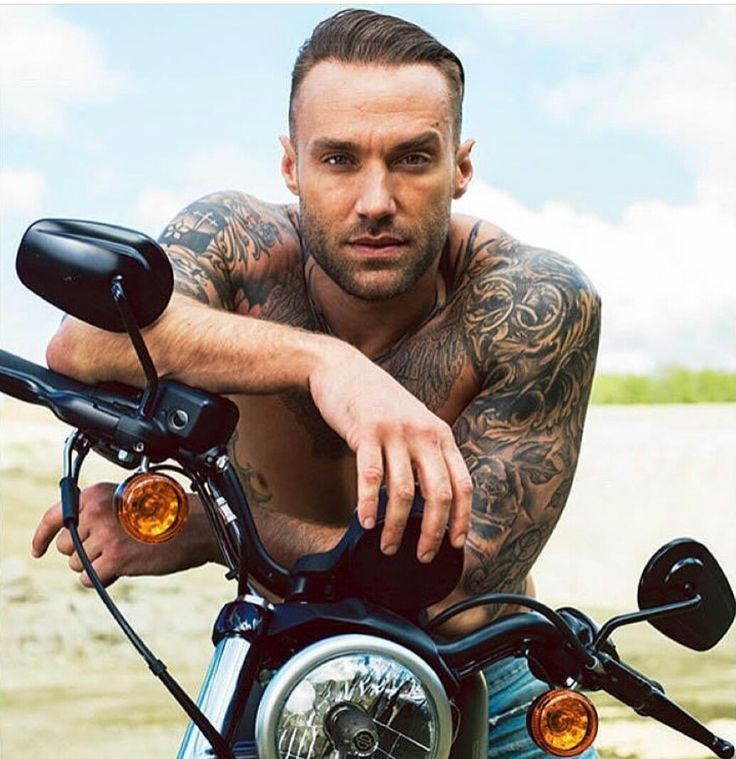 328 best famously single images on pinterest calum best for Tattooed single men