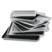 Lincoln Wear  Ever Gauge 18Aluminum Economy Sheet Pan  12 per case >>> For more information, visit image link.