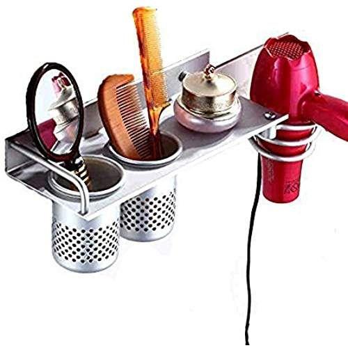 25 melhores ideias de suporte de secador de cabelo no pinterest armazenamento de secador de. Black Bedroom Furniture Sets. Home Design Ideas