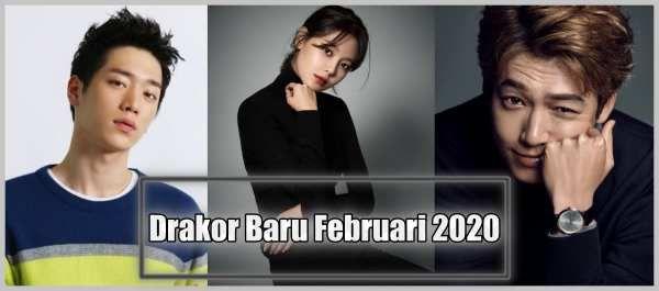 Jadwal Drakor Terbaru Yang Tayang Bulan Februari 2020 Di Tv Kabel Dan Streaming Online Film Thriller Drama Februari