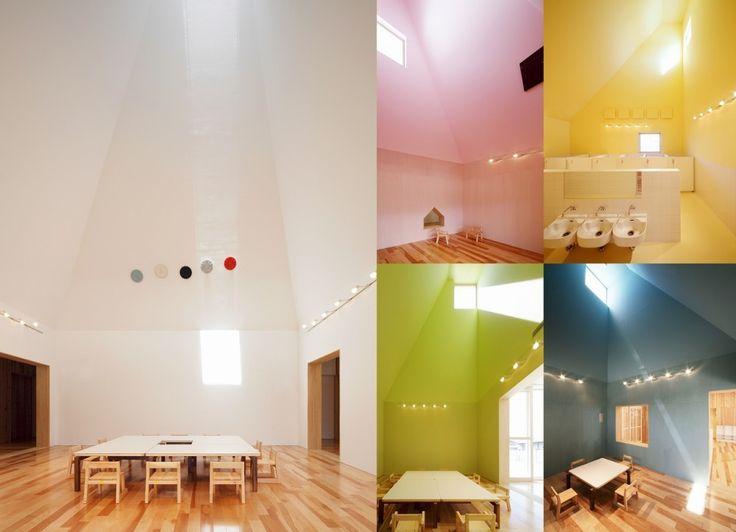 The Leimond Nursery School, Japan   Archivision Hirotani Studio.