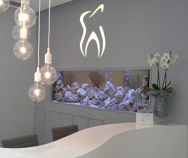 K Dental Studios (116 Great Portland Street) www.kdentalstudios.co.uk #fishtank #dental