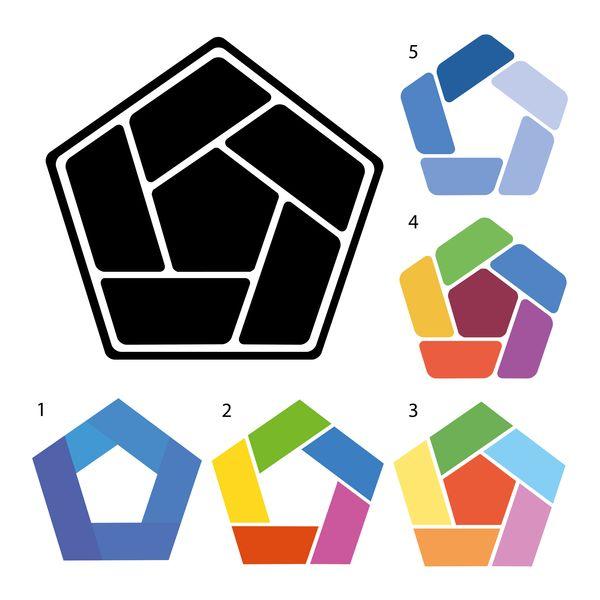 Die besten 25 pentagon design ideen auf pinterest for Design thinking tisch