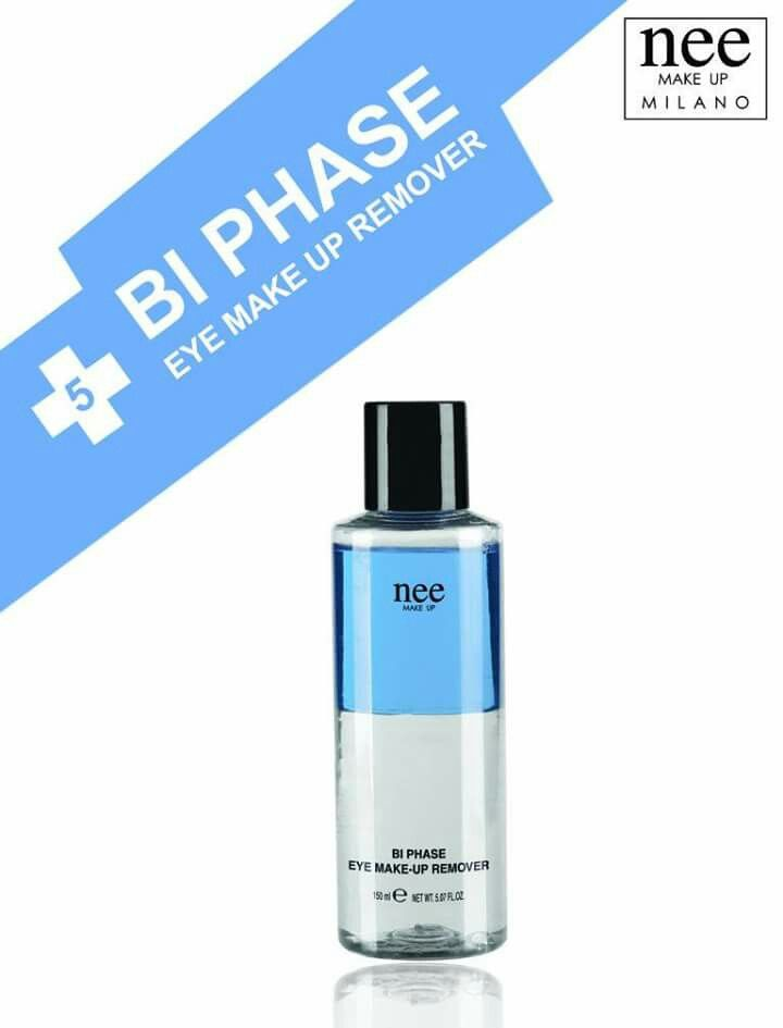Bi phase, struccante delicato per rimuovere anche il trucco waterproof  e lasciarti la pelle idratata e luminosa.