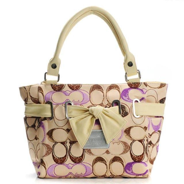 dating a coach purse