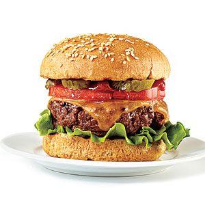 Making Perfect Hamburger Patties | CookingLight.com