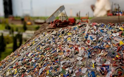3. Sweden is a best example of disposing e-waste.