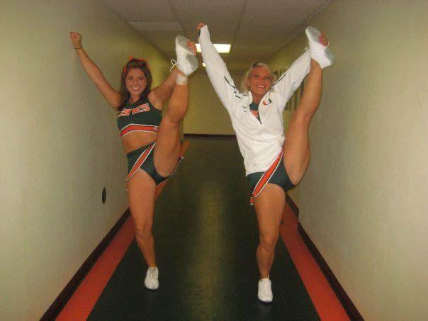 nude Wisconsin cheerleaders