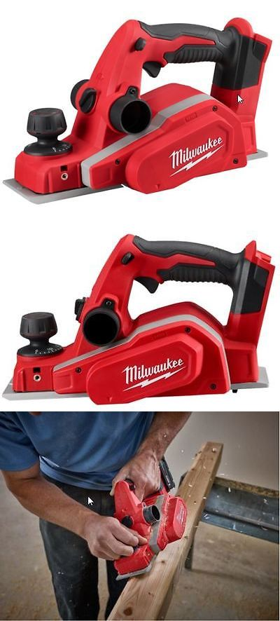 Other Power Tools 632: Milwaukee 2623-20 M18™ 3-1 4 Planer (Bare Tool) New -> BUY IT NOW ONLY: $198 on eBay!