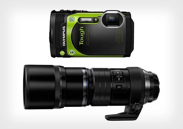 Olympus Stylus Tough TG-870 + Olympus M.ZUIKO Digital ED 300 millimetri IS lente PRO - See more at: http://www.ilmondodellereflex.com/ReflexBlog/#sthash.x2UsQt8l.dpuf