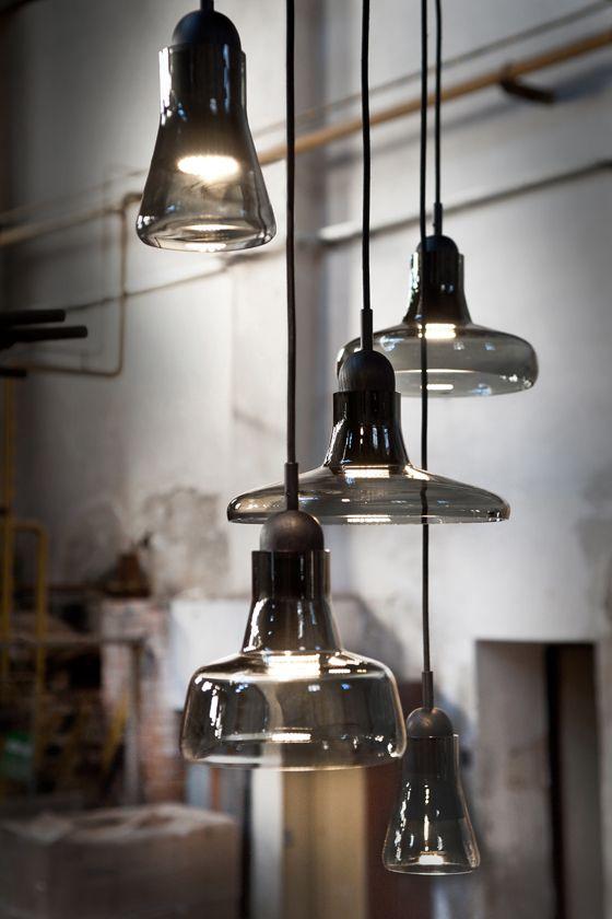 'Shadows' pendant light by Dan Yeffet and Lucie Koldova for Brokis Dailytonic