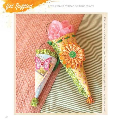73 best paper cone inspiration images on pinterest paper for Cardboard cones for crafts