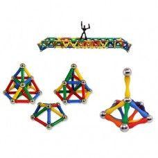 Manyetik Lego Seti 157 Parça