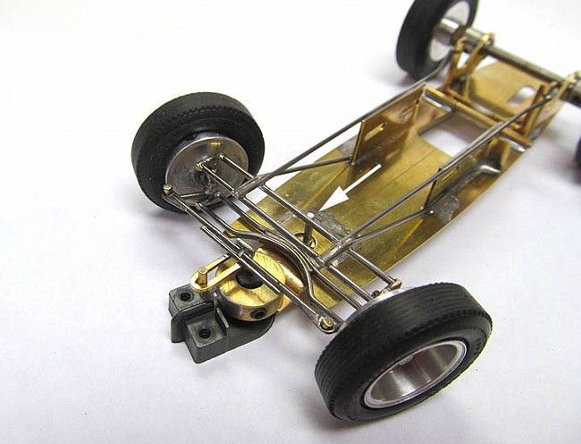 Revell Slot Car Parts