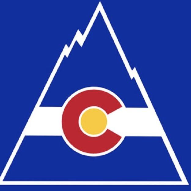 1976 82 Colorado Rockies Chicago Cubs Logo Colorado Rockies Sports Logo