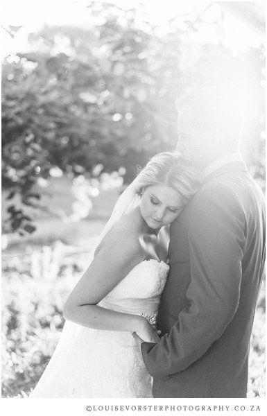 Pieter & Chenel | Wedding Photos by Louise Vorster