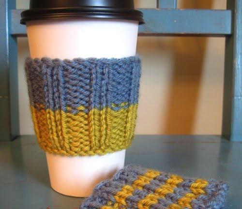 192 Best Mug Cozies And Ideas Images On Pinterest Bricolage
