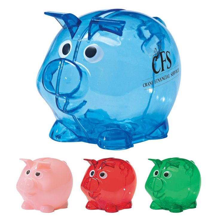 25 best ideas about plastic piggy banks on pinterest Plastic piggy banks for kids