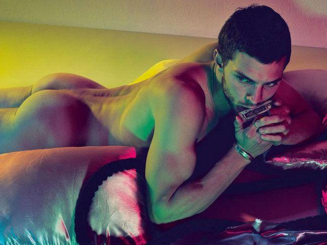 Jamie Dornan, o Christian Grey de 50 Tons de Cinza, posa nu para Interview. No http://www.taofeminino.com.br/famosos/noticias-dos-famosos.asp