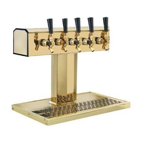 ArKay NA Beer Draft 5 Heads Dispenser http://www.arkaymaltbeverages.com/beer-dispensers/54-arkay-na-beer-draft.html