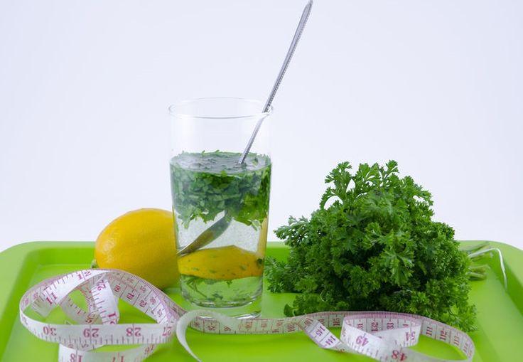 Jugo verde para perder hasta 3 kilos en 5 días