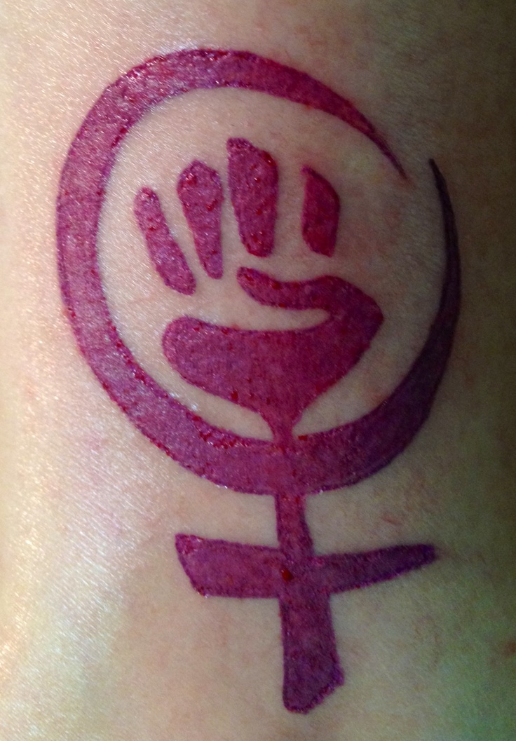 Women's Rights Tattoo