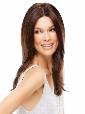 Jon Renau Courtney Synthetic Lace Front Wig | Smart Lace | Shop in Canada