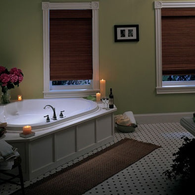 Traditional Photos And Wood Blinds On Pinterest