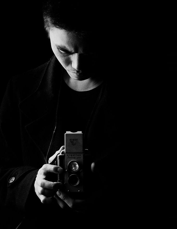 "ph. © Ko Zushi ""Self-Portrait"""