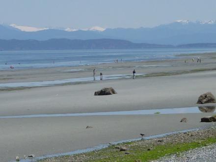 Qualicum Beach on Vancouver Island