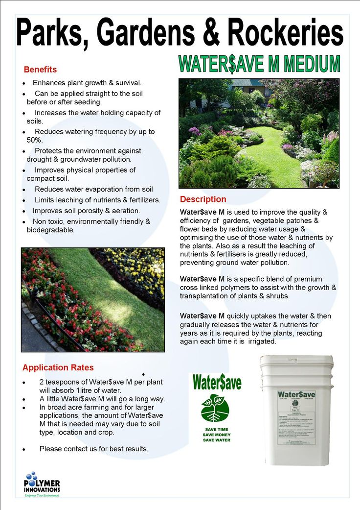 Water$ave Medium  Want to enhance plant growth & survival? Try Water$ave Medium! It reduces water usage & optimises the water & nutrients used by the plants. For more info head to - https://www.polymerinnovations.com.au/product/watersave/medium/ #agriculture #horticulture #groundskeepers #landscapers #gardeners #plants #garden #soil #environmentallyfriendly