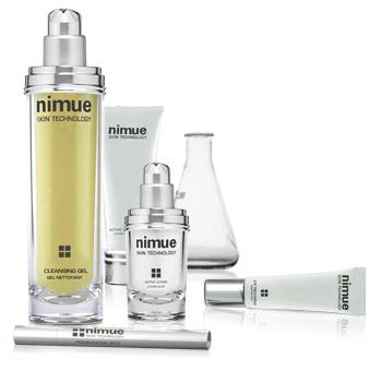 Nimue Skin Technology - a product developed in South Africa with imported ingredients from Switzerland and France. Helps with signs of aging, dryness, sensitivity and sun damage. Recommended to me as AMAZING!