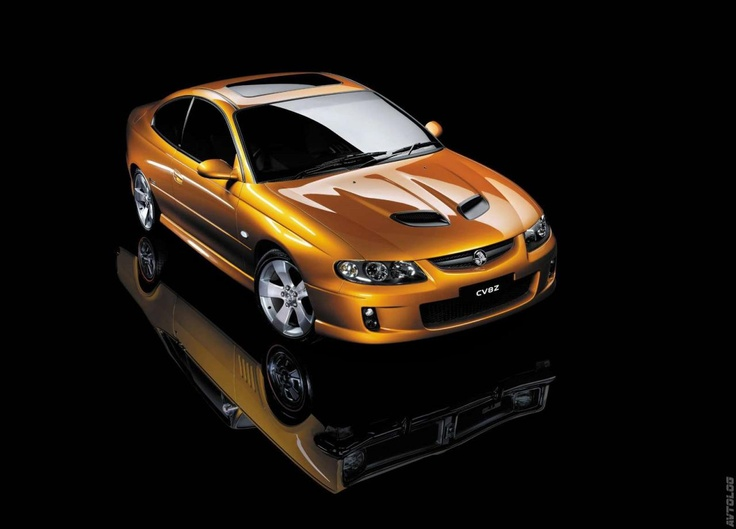 2005 Holden Monaro CV8 Z