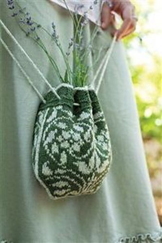 Jane Austen Knitting Patterns : Ravelry: Project Gallery for Sweetheart Bag pattern by Donna Kay - Jane Auste...