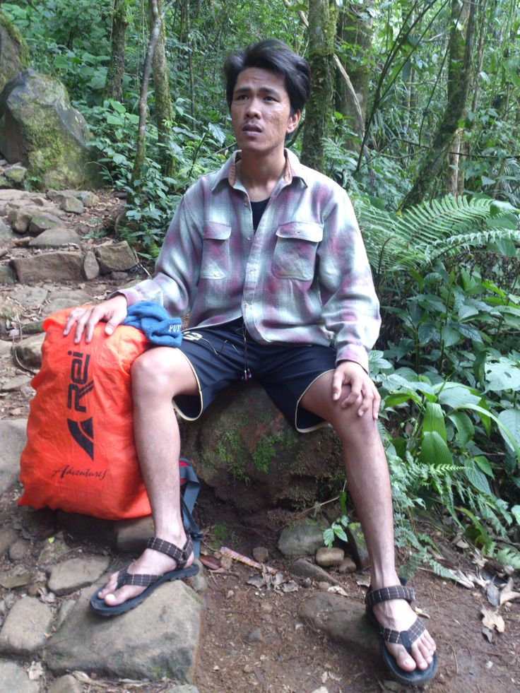 This my trip to Gede Mountain
