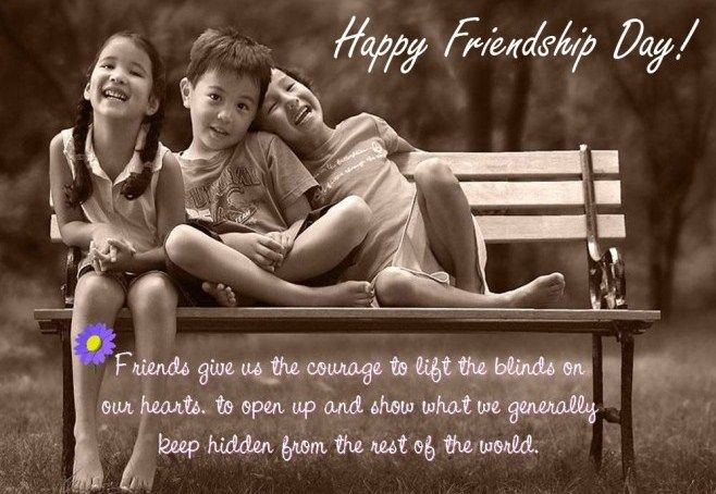Happy Friendship Day 2016 : Are you searching for best friendship day quotes, wishes, images, WhatsApp DP,Whatsapp Status? Then…
