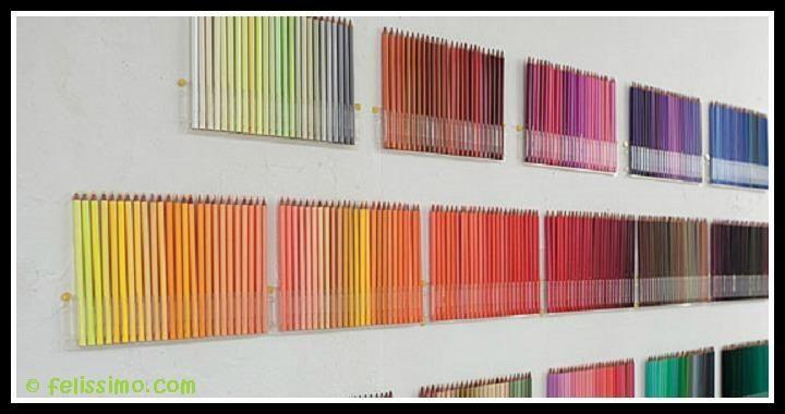 Pencils Wall Art