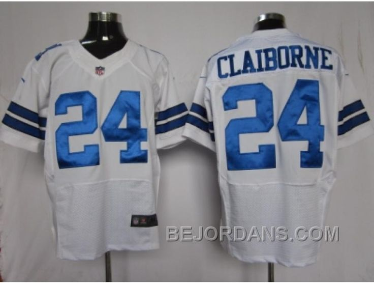 http://www.bejordans.com/free-shipping-60-off-nike-nfl-dallas-cowboys-24-claiborne-whiteclaiborneelite-jerseys.html FREE SHIPPING ! 60% OFF! NIKE NFL DALLAS COWBOYS #24 CLAIBORNE WHITE[CLAIBORNE]ELITE JERSEYS Only $20.00 , Free Shipping!