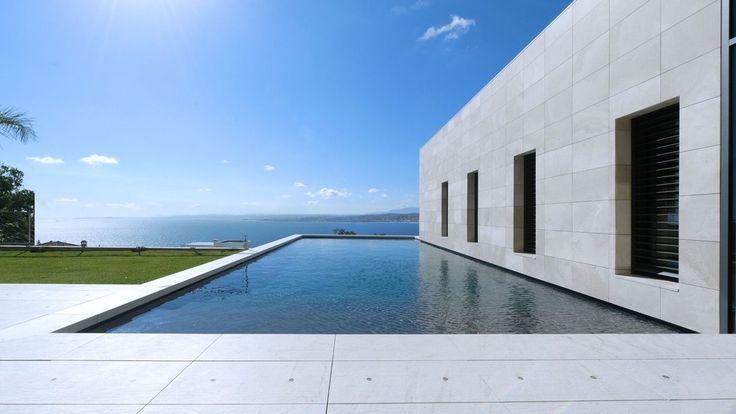 les 49 meilleures images du tableau piscines design sur pinterest architectes dish et la piscine. Black Bedroom Furniture Sets. Home Design Ideas