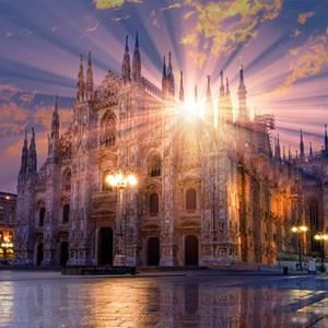 365 WONDERS OF THE WORLD: #132  The Duomo di Milano, Milan's magnificent Gothic cathedral, is one of the world's largest cathedrals. It is the seat of the Archbishop of Milan, currently Cardinal Angelo Scola and took nearly six centuries to complete.   Read more>>  http://www.travelstart.co.za/lp/milan/flights  #365wondersoftheworld #travelstart #milan #italy #europe