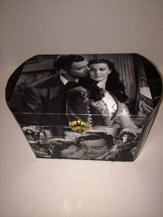 Gone with the Wind Beautiful storage/jewelry box. by DollyEyess