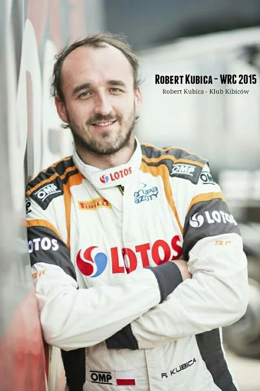 Robert Kubica - Klubowe podsumowanie sezonu WRC 2015