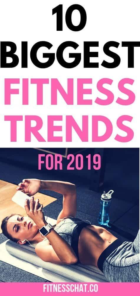 Exciting Fitness trends to watch in 2019, remember Fitness
