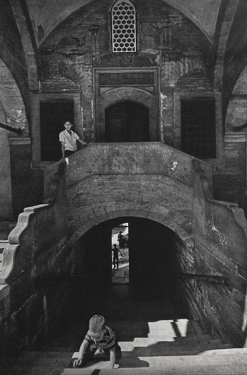 Istanbul 1988 | by Ara Güler